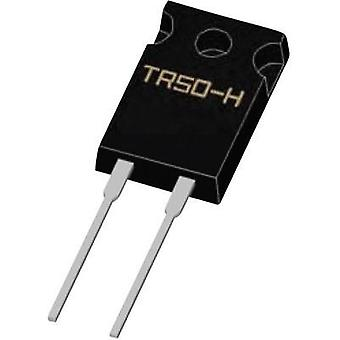High power resistor 20 Ω Radial lead TO 220 50 W Weltron TR50FBD0200-H 1 pc(s)