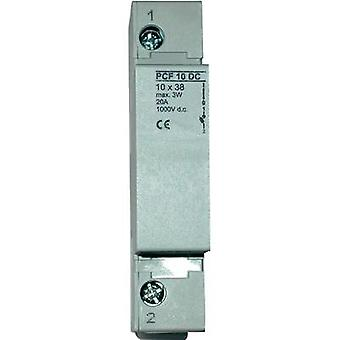 Fuse holder Suitable for PV fuse 20 A 1000 Vdc ES