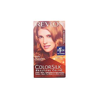 COLORSILK tinte #57-castaño dorado muy claro