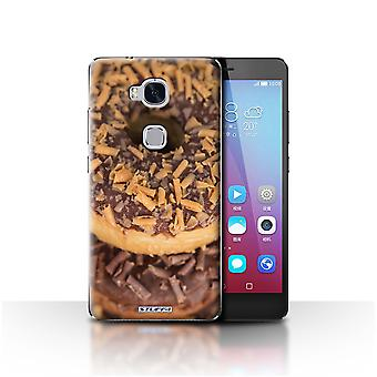 STUFF4 Case/Cover for Huawei Honor 5X/GR5/Toffee/Tasty Donuts