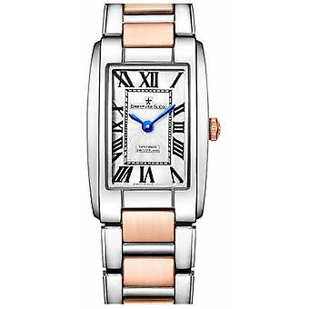 Dreyfuss Elegance Two Tone Rose Gold DLB00147/01 Watch