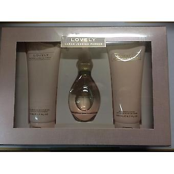 Lovely By Sarah Jessica Parker 3 Piece Gift Set
