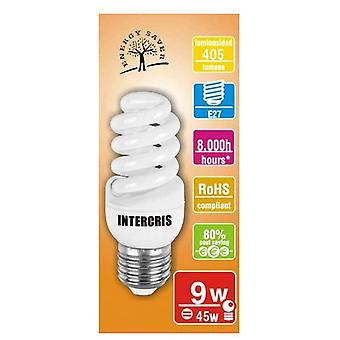 Intercris 9w low energy bulb 8000h025 (Home , Lighting , Light bulbs and pipes)