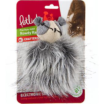 Petlinks Rowdy Raccoon Cat Toy- 49693