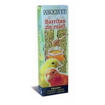 Arquivet Honey Bars For Canaries (Vogels , Snacks , Andere)