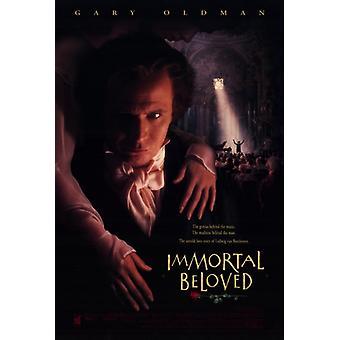 Бессмертный любимый фильм плакат печать (27 x 40)