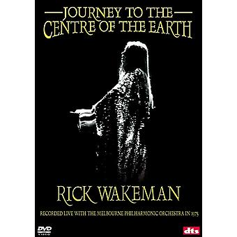 Rick Wakeman in Concert Journey to the Centre of the Earth Movie Poster (11 x 17)