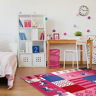 Mains Weconhome & pieds tapis 0761 04 rose