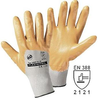 worky 1496C Worky 1496C Nitrile-Coated Cotton Glove (Size 7)