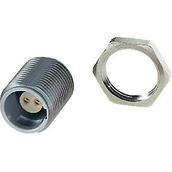 ODU G51M07-P02LPH0-0004 MEDI-SNAP Circular Connector Nominal current: 14 A Number of pins: 2