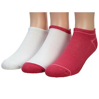 Everlast No Show Socks (3 Pair) Womens Style : Ews