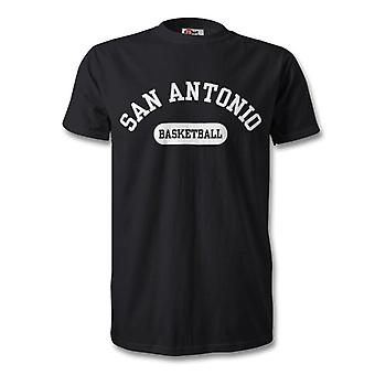 San Antonio Basketball T-Shirt