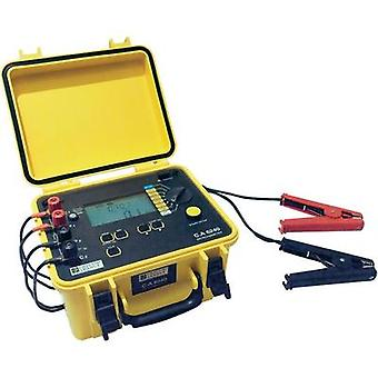 Insulation tester Chauvin Arnoux Insulation Tester, CAT III 50 V