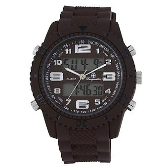 Burgmeister Military gents watch analogue-digital BM900-095