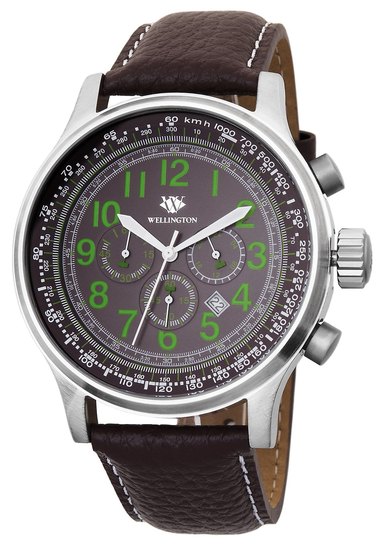 Wellington Gents chronograph Wexford, WN302-195