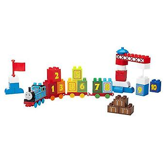 Megabloks Thomas Train 123 (Toys , Preschool , Constructions)