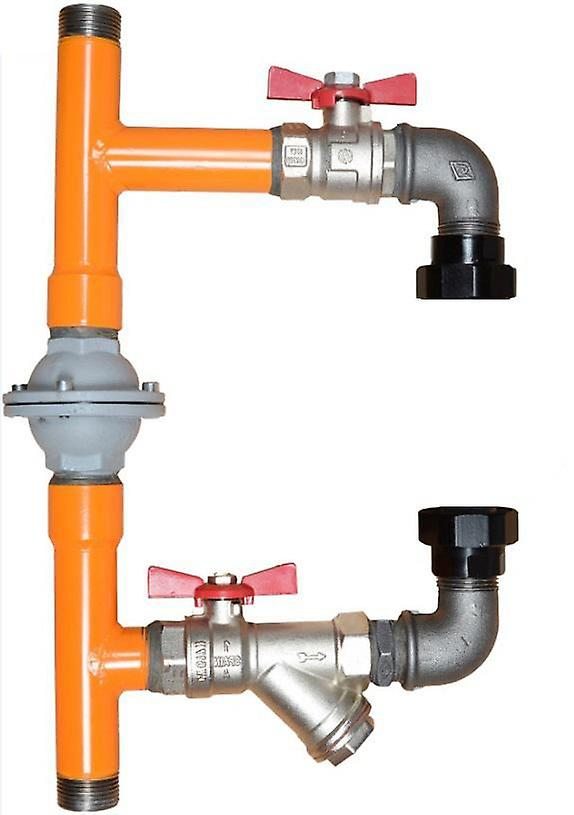 Calido Boiler Prougeection Pump Bypass System with Differential Valve 1&&