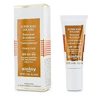 Sisley Super Soin Solaire Youth Protector For Face SPF 50+ - 40ml/1.4oz