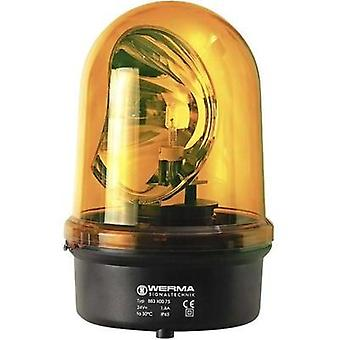 Emergency light Werma Signaltechnik 883.300.68 Yellow