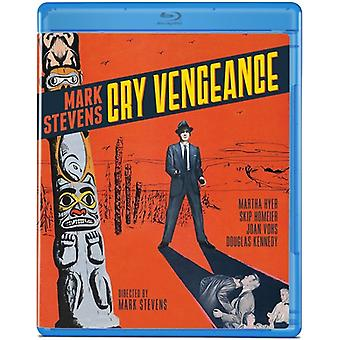 Cry Vengeance (1954) [BLU-RAY] USA importieren