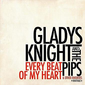 Gladys Knight & the Pips - Every Beat of My Heart & Other Favorites [CD] USA import