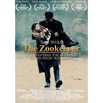 The Zookeeper [DVD] USA import