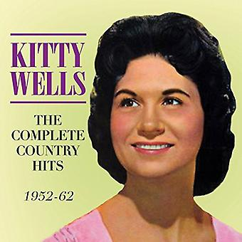 Kitty Wells - Wells Kitty-Complete Country Hits 195 [CD] USA import