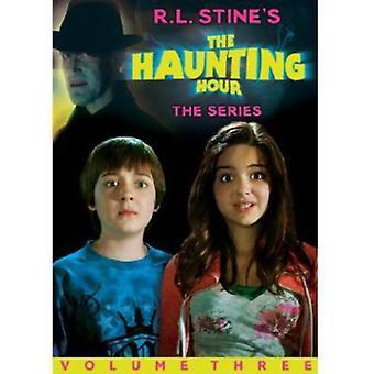 De R.L. Stine: Haunting hora: importación de Estados Unidos Vol. 3 [DVD]