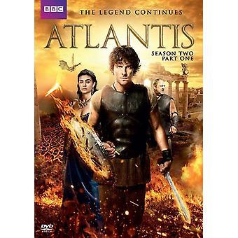 Atlantis: Season Two Part One [DVD] USA import