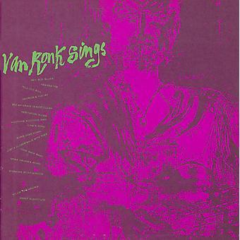 Dave Van Ronk - Dave Van Ronk Sings [CD] USA import