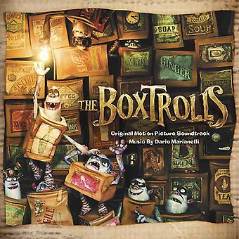 Dario Marianelli - Boxtrolls [CD] USA import