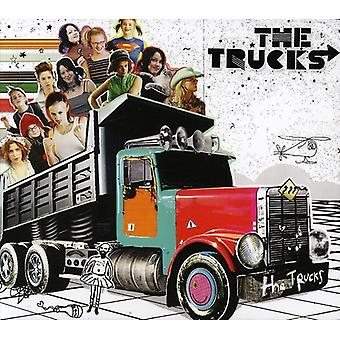 Trucks - Trucks [CD] USA import