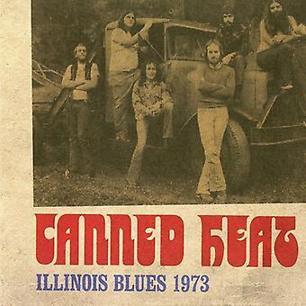 Canned Heat - Illinois Blues 1973 [Vinyl] USA import