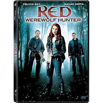 Rød: Varulv jæger [DVD] USA importerer