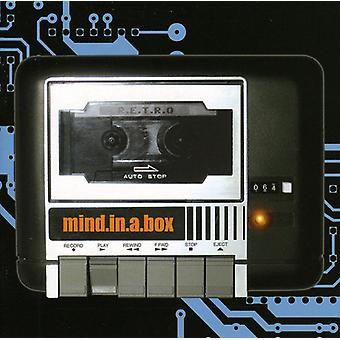 Mind.in.a.Box. - R.E.T.R.O. [CD] USA import