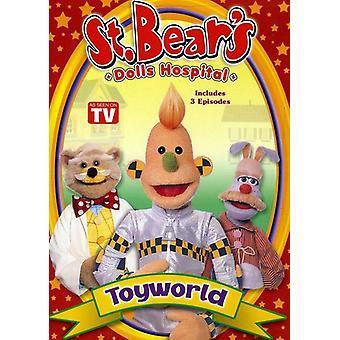 St Bear dukker Hospital: Toyworld [DVD] USA import