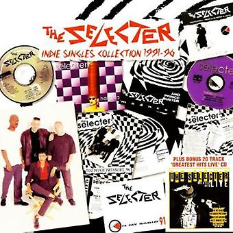 Selecter - Indie Singles Collection 1991-96 [CD] USA import