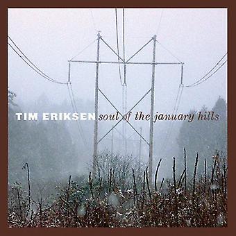 Tim Eriksen - sjælen i januar Hills [CD] USA importen