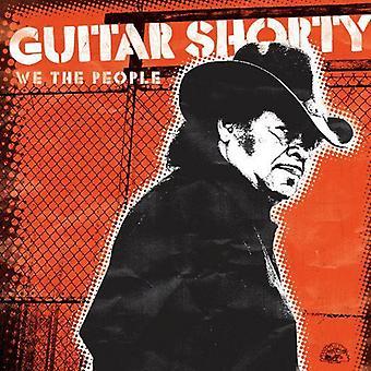 Guitar Shorty - la gente [CD] USA importamos