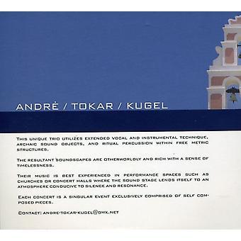 Pabarciute, André & Tokar/Kugel - Varpai [CD] USA import