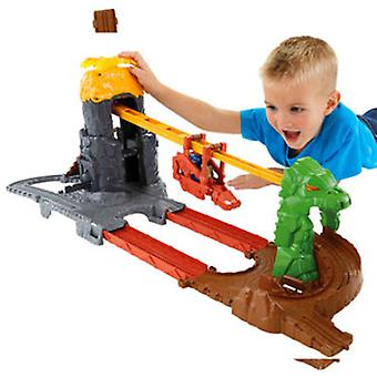 Fisher-Price Thomas Circuit Volcan brannhydrant