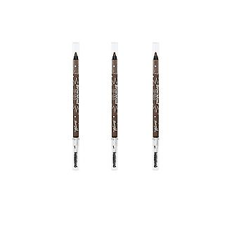 Barry M X 3 Barry M Brow Wow Light/Medium