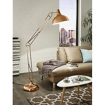 Eglo BORGILLIO Copper Floor Light / Pixar Light
