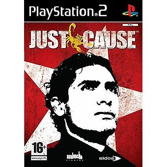 Just Cause PS2 spil