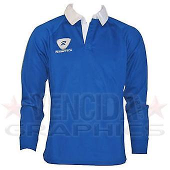 RUGBYTECH Kids Clubwear L/S Jersey [Royal Blue]