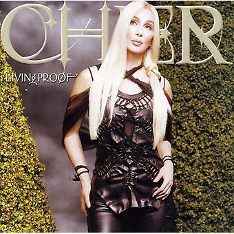 Cher - levende bevis [CD] USA importerer
