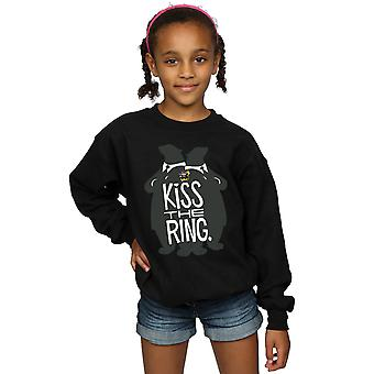 Disney flickor Zootropolis kyssa den Ring Sweatshirt