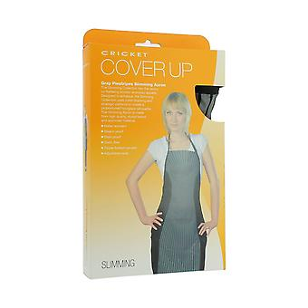 Cricket Cover Up Pinstripes Slimming Stylish Apron