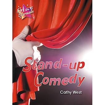 Stand-up Comedy (Starstruck) (Paperback) by Loughrey Anita Rickard Stephen