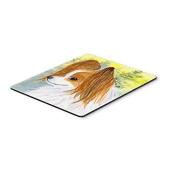 Carolines Treasures  SS1025MP Papillon Mouse Pad / Hot Pad / Trivet